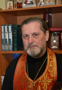 Иерей Александр Щеглов
