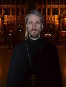 Иерей Сергий Шиндаров