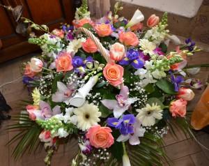Такие вот цветочки. Пусть душа всегда цветет и благоухает!